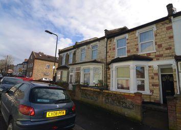 Thumbnail 3 bed flat to rent in Canterbury Road, Leyton