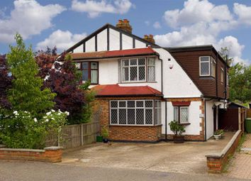 4 bed semi-detached house for sale in Clandon Close, Stoneleigh, Surrey KT17