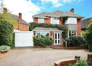 Thumbnail 4 bed detached house for sale in Dorchester Drive, Harborne, Birmingham