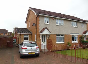 Thumbnail 4 bed semi-detached house for sale in Manse Street, Dundyvan, Coatbridge, North Lanarkshire