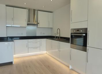 Thumbnail 1 bedroom flat to rent in East Station Road, Peterborough