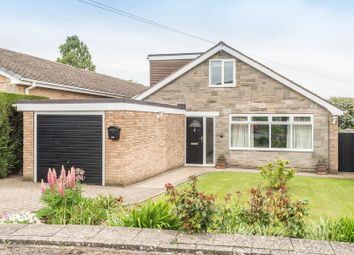 Thumbnail 3 bedroom detached bungalow for sale in Hall Close, Dronfield Woodhouse, Dronfield