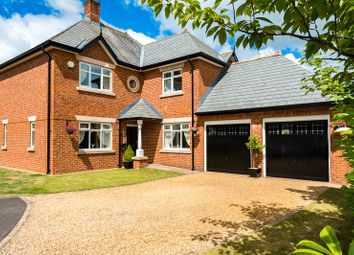 Thumbnail 5 bed detached house for sale in Preston Road, Charnock Richard, Chorley