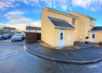 Thumbnail 2 bed semi-detached house for sale in Parc Gwernen, Tycroes, Ammanford