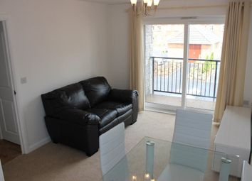 Thumbnail 1 bed flat to rent in Heol Gruffydd, Pontypridd