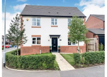 Thumbnail 3 bed detached house for sale in Peak Forest Close, Hyde
