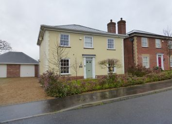 Thumbnail 4 bedroom detached house for sale in Vanguard Chase, Norwich