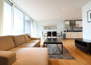Thumbnail 3 bed flat to rent in Fathom Court, Basin Approach, London