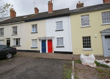 Thumbnail 2 bed cottage to rent in Fore Street, Bradninch, Exeter