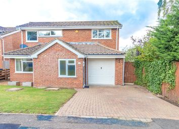 Thumbnail 4 bed detached house for sale in Rowland Close, Windsor, Berkshire