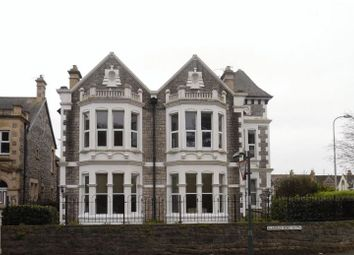 Thumbnail 1 bed flat for sale in Walliscote Road, Weston-Super-Mare