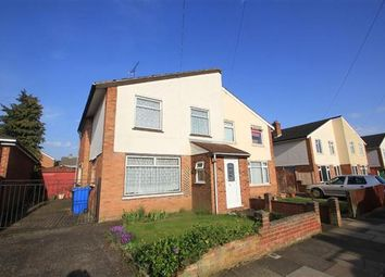 Thumbnail 3 bedroom semi-detached house for sale in Lonsdale Close, Ipswich