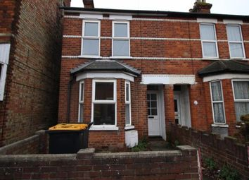 Thumbnail 2 bed terraced house to rent in Newnham Avenue, Bedford