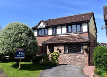 Thumbnail 4 bedroom detached house for sale in Heol Penycae, Gorseinon, Swansea