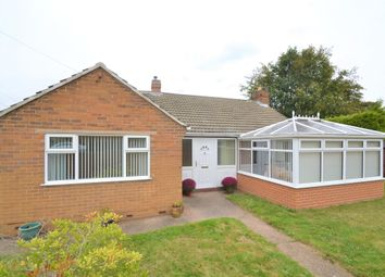 Thumbnail 2 bed detached bungalow for sale in Sandall Park Drive, Doncaster