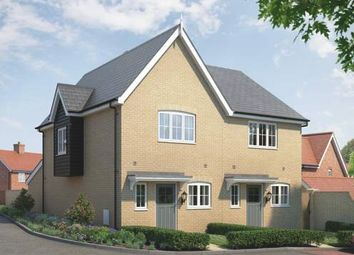 Thumbnail 2 bed detached house for sale in Barker Close, Bishop's Stortford