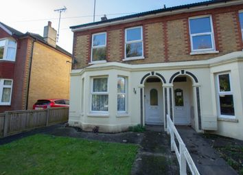 Thumbnail 2 bedroom semi-detached house for sale in Lower Road, Temple Ewell