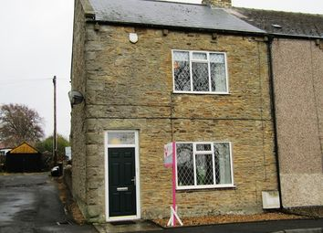 Thumbnail 2 bed end terrace house to rent in 1 Grange Terrace, Medomsley, Consett