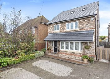 Thumbnail 4 bed detached house for sale in Charlton Road, Shepperton