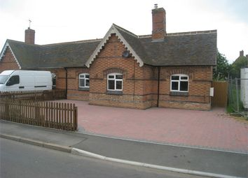 Thumbnail 2 bed semi-detached bungalow to rent in Main Street, Nailstone, Nuneaton, Leicestershire