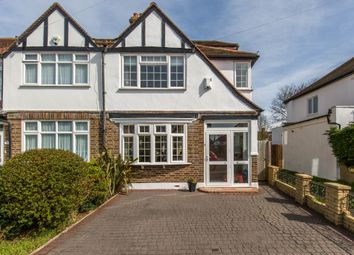 Thumbnail 4 bedroom end terrace house for sale in Aviemore Way, Beckenham
