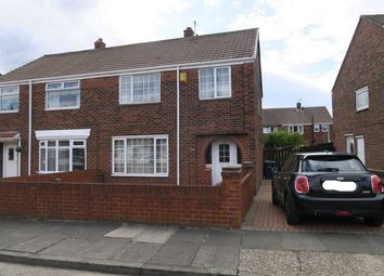 Thumbnail 3 bed semi-detached house for sale in Turner Avenue, South Shields