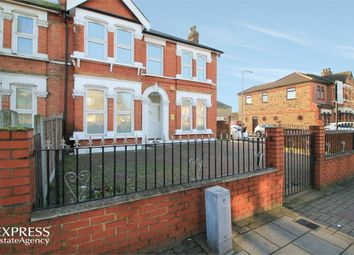 Thumbnail 8 bed end terrace house for sale in Green Lane, Ilford, Greater London
