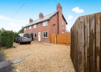 Thumbnail 3 bed semi-detached house for sale in Sutton Road, Walpole Cross Keys, King's Lynn
