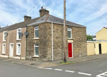 Thumbnail 2 bed end terrace house for sale in Hunter Street, Briton Ferry, Neath