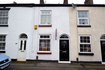 Thumbnail 2 bed terraced house for sale in Great King Street, Macclesfield