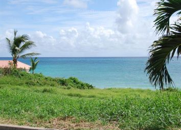 Thumbnail Land for sale in South Coast, Beachfront, Christ Church, Barbados