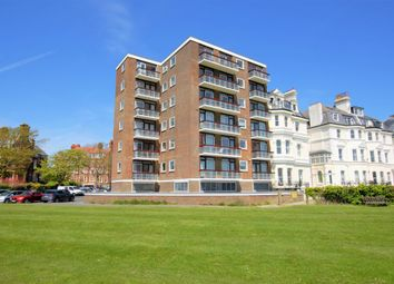 Thumbnail 2 bed flat for sale in Clifton Crescent, Folkestone