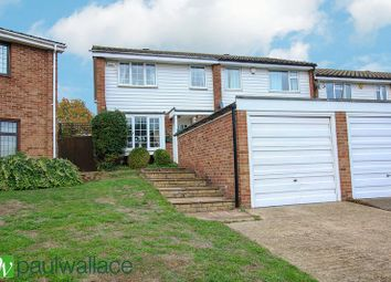 Thumbnail 3 bed end terrace house for sale in Cowles, Cheshunt, Waltham Cross