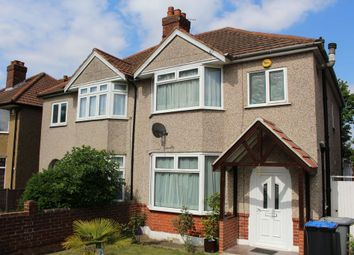 Thumbnail 3 bedroom semi-detached house for sale in Pooley Green Road, Egham