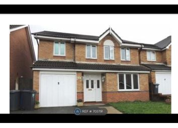 Thumbnail 4 bed detached house to rent in Elmwood Park, Stalybridge