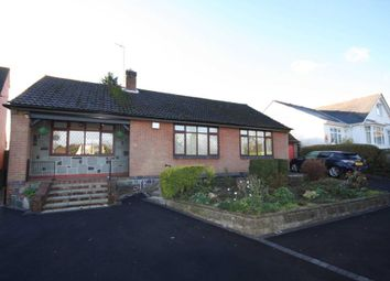 Thumbnail 2 bed detached bungalow for sale in Leicester Road, Markfield