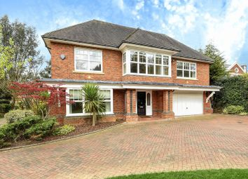 Thumbnail 6 bed detached house for sale in Brookfield Place, Fairmile Lane, Cobham