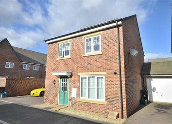 Thumbnail 4 bed link-detached house for sale in Canal Court, Hempsted, Gloucester