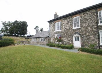Thumbnail 3 bed semi-detached house to rent in Meifod