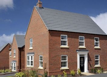 "Thumbnail 4 bed detached house for sale in ""Cornell"" at Dunbar Way, Ashby-De-La-Zouch"