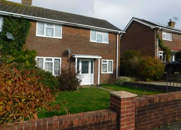 Thumbnail 3 bed semi-detached house to rent in Bonners Causeway, Axminster