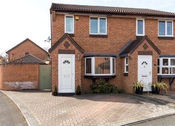 Thumbnail 3 bed semi-detached house for sale in Hillwood Close, Warndon Villages, Worcester