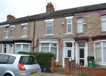 Thumbnail 3 bedroom terraced house to rent in Oxford Road, Thornaby, Stockton-On-Tees