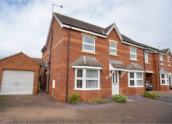Thumbnail 4 bed detached house for sale in Padley Road, Lincoln