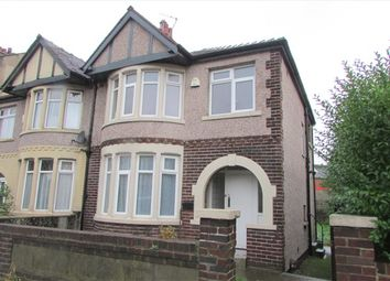 Thumbnail 3 bed property for sale in Thornton Road, Morecambe
