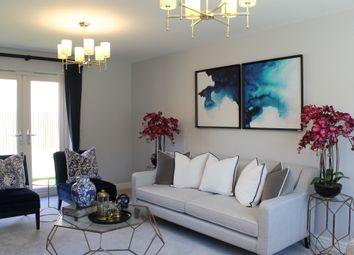 Thumbnail 2 bed semi-detached house for sale in Off Barleythorpe Road, Rutland 7EE, Oakham, Rutland