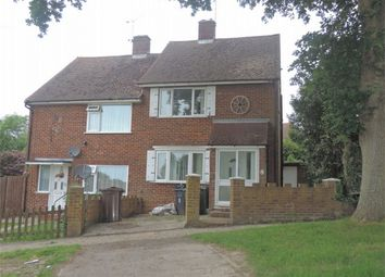 Thumbnail 2 bed semi-detached house to rent in Putlands Crescent, Bexhill On Sea, East Sussex