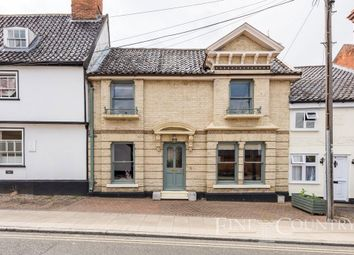 Thumbnail 4 bed terraced house for sale in Mount Street, Diss