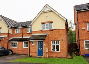 Thumbnail 3 bed semi-detached house for sale in Redbarn Drive, York