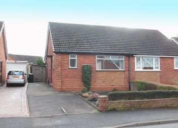 Thumbnail 2 bed semi-detached bungalow for sale in Fellows Avenue, Kingswinford